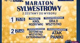 Maraton Sylwestrowy w Kinie Helios