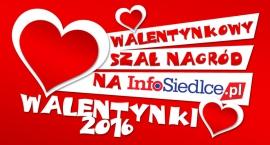 Walentynkowy szał nagród na infosiedlce.pl