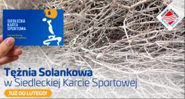 Tężnia Solankowa w Siedleckiej Karcie Sportowej