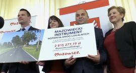 Drogowy instrument - ponad 16,5 mln zł na przebudowę dróg powiatowych w subregionie siedleckim