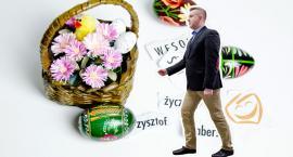 Życzenia wielkanocne od Krzysztofa Chaberskiego