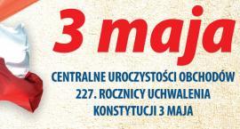 Siedlecki program obchodów 227. rocznicy uchwalenia Konstytucji 3 Maja