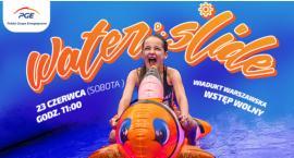 Water Slide w sobotę!