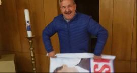 Syn ministra Tchórzewskiego zorganizował spotkanie wyborcze w kaplicy