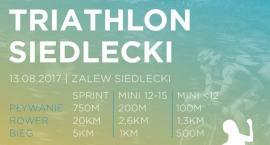 VIII Triathlon Siedlecki w niedzielę