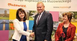 Podpisanie umowy na realizację inwestycji wod-kan