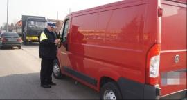 """Jutro policjanci skontrolują busy i ciężarówki - działania """"TRUCK & BUS"""""""