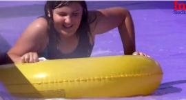 Water slide - ale frajda! (video)