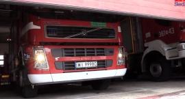 Ćwiczenia strażackie Liwiec