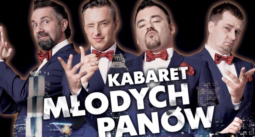 Rozrywka, Kabaret Młodych Panów wystąpi Oleśnicy - zdjęcie, fotografia