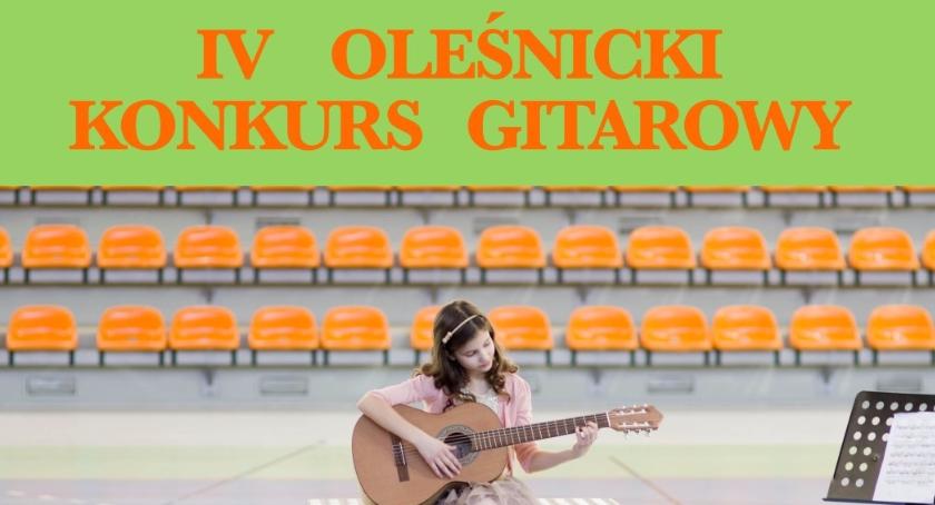 Koncerty, Konkurs gitarowy sobotę - zdjęcie, fotografia