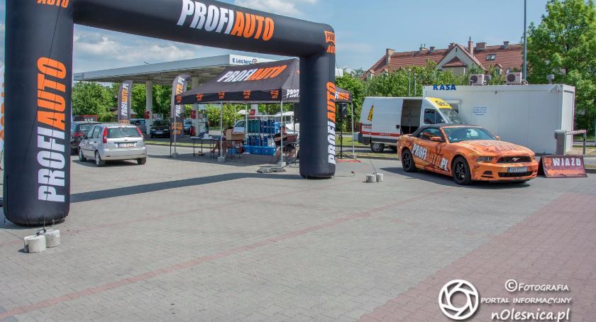 Motoryzacja, Bezpłatny przegląd Leclerc - zdjęcie, fotografia