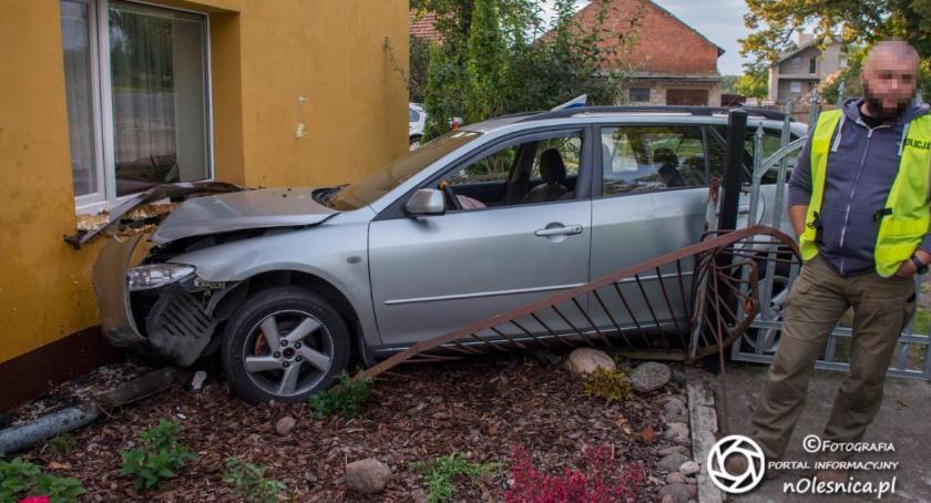 Na sygnale, żyje sprawca sobotniego wypadku - zdjęcie, fotografia
