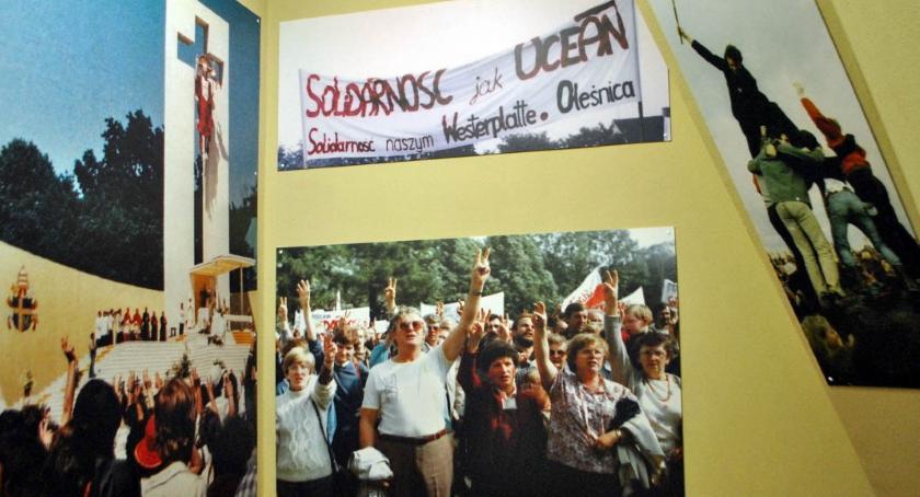 Kultura, rocznica wprowadzenia stanu wojennego - zdjęcie, fotografia