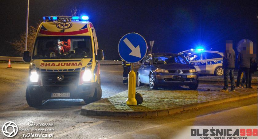 Na sygnale, Wieczorny wypadek Dobroszyckiej - zdjęcie, fotografia