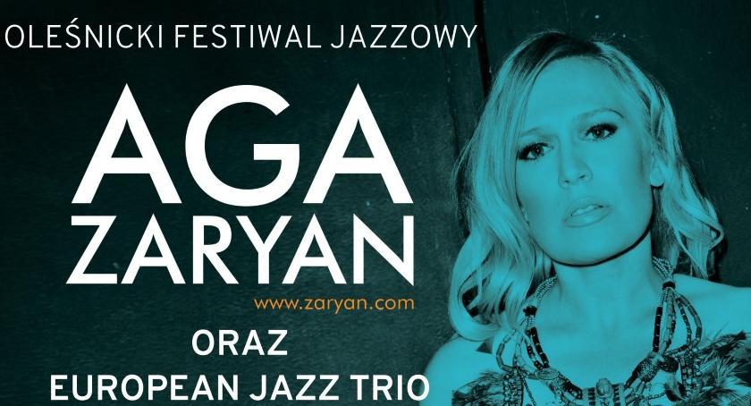 Koncerty, Zaryan wystąpi Oleśnickim Festiwalu Jazzowym - zdjęcie, fotografia
