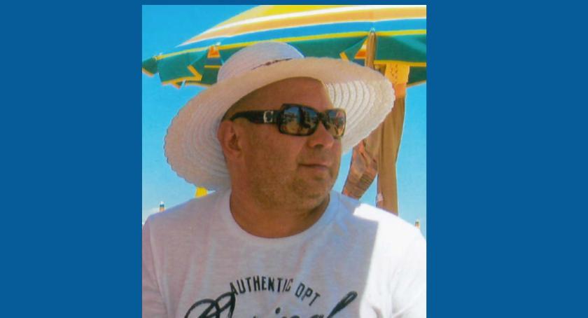 Na sygnale, Policja szuka zaginionego mężczyzny Aktualizacja - zdjęcie, fotografia