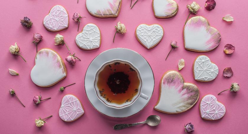 Wydarzenia, Sprawdź przepis walentynkowy smakołyk maślane ciasteczka - zdjęcie, fotografia