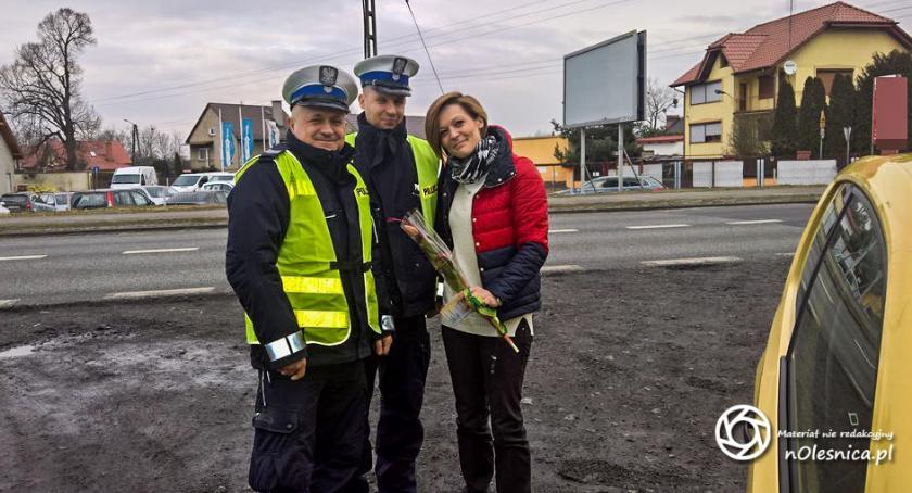 Wydarzenia, marca policjanci - zdjęcie, fotografia