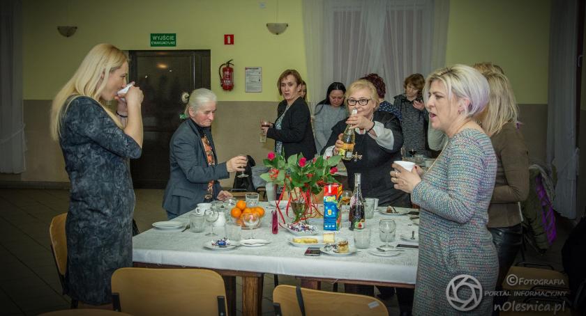 Wydarzenia, Dzień kobiet Bogusławicach - zdjęcie, fotografia