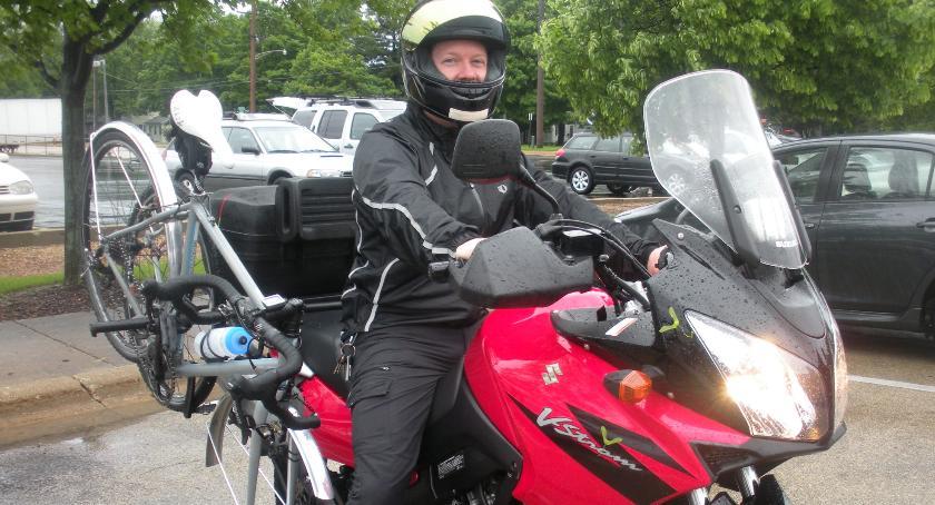 Wydarzenia, Motocykliści policja apeluje - zdjęcie, fotografia