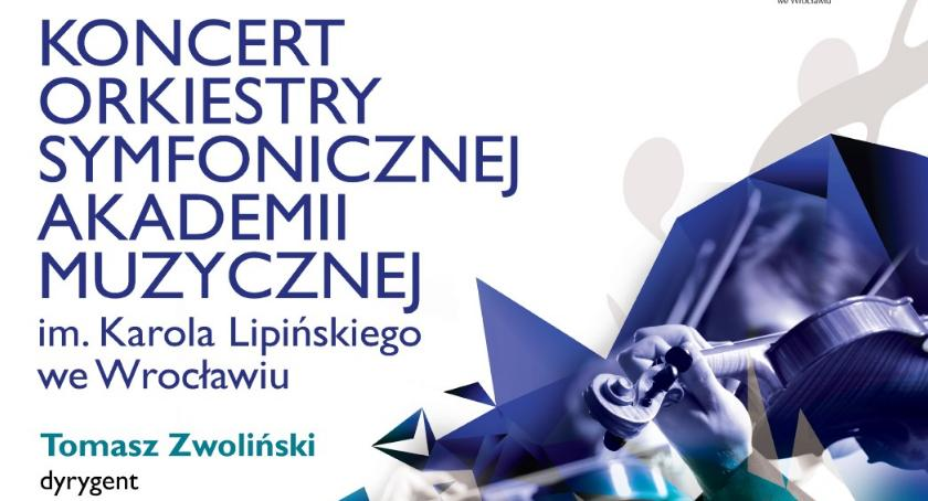 Koncerty, Koncert Akademickiej Orkiestry Symfonicznej - zdjęcie, fotografia