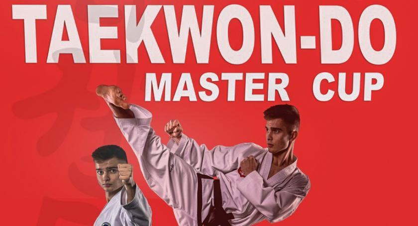 Karate, Międzynarodowy turniej Taekwon jutro - zdjęcie, fotografia