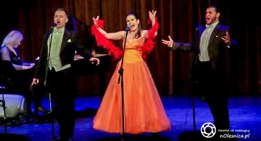 Koncerty, wiedeńska Oleśnicy kwietniowy koncert - zdjęcie, fotografia