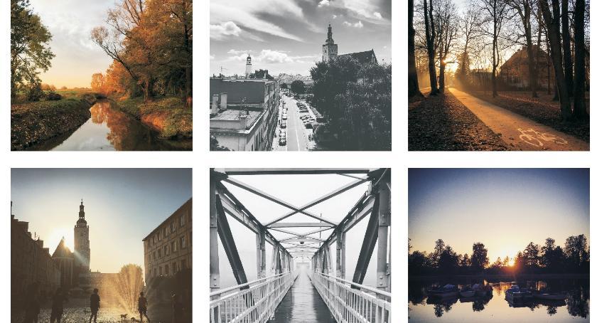 Wystawy, Wernisaż wystawy fotografii mobilnej @igersolesnica - zdjęcie, fotografia