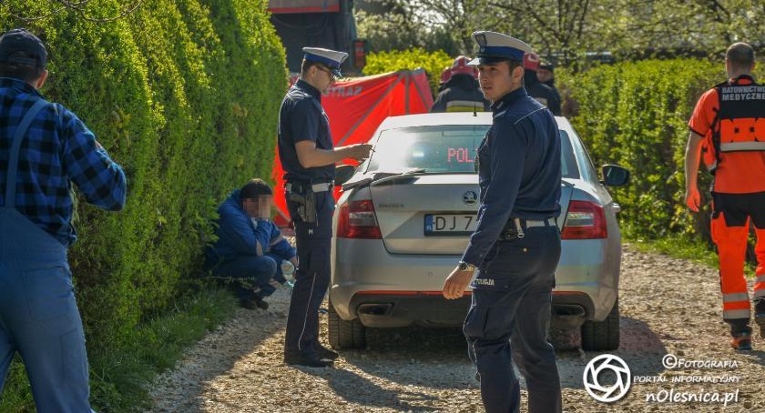 Na sygnale, Śmiertelny wypadek działkach Wileńskiej udziałem śmieciarki SPROSTOWANIE - zdjęcie, fotografia