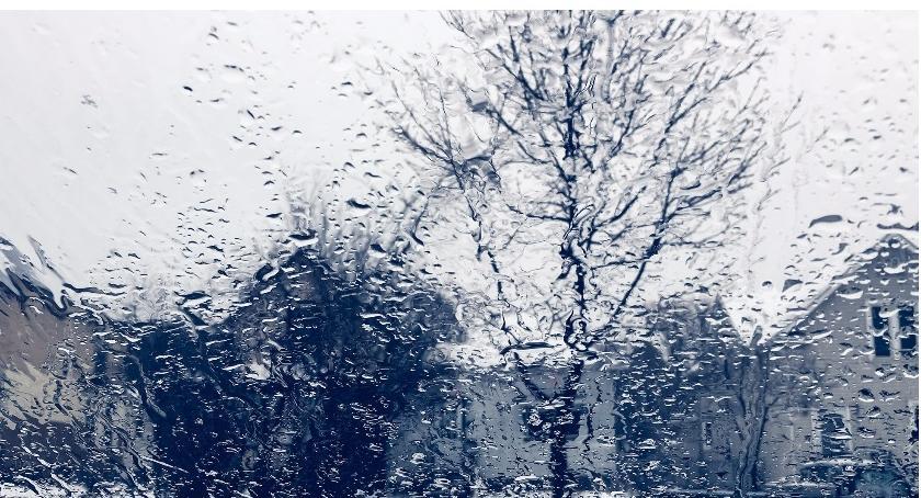 Wydarzenia, Intensywne opady deszczu - zdjęcie, fotografia
