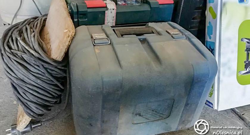 Na sygnale, Włamywali piwnic garaży jeden znaczna ilością narkotyków - zdjęcie, fotografia