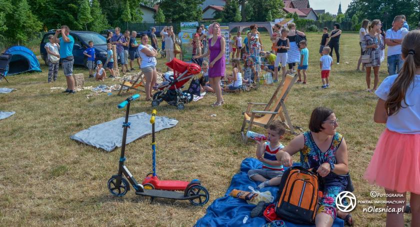 Wydarzenia, Rodzinny piknik oleśnicki - zdjęcie, fotografia