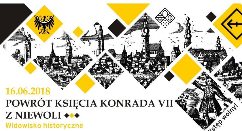Kultura, Widowisko historyczne Oleśnicy - zdjęcie, fotografia