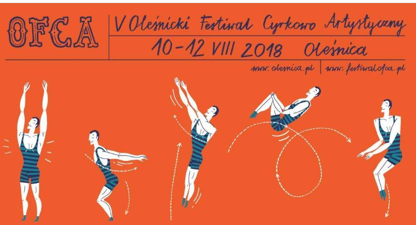 Kultura, Oleśnicki Festiwal Cyrkowo Artystyczny - zdjęcie, fotografia