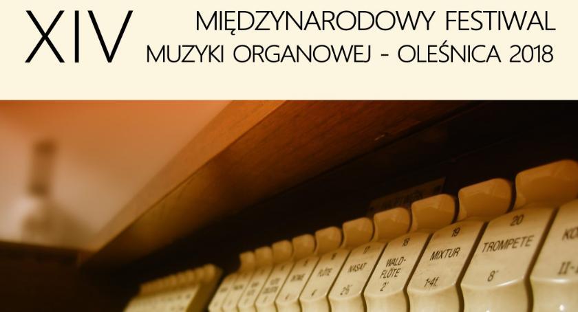 Koncerty, Międzynarodowy Festiwal Muzyki Organowej - zdjęcie, fotografia