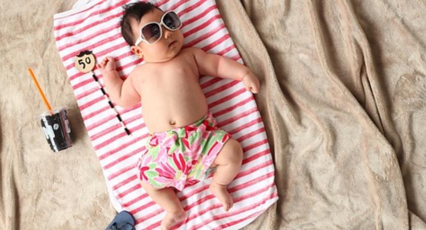 Zdrowie, Upalne uwaga upały chronić maluszka przed wysoką temperaturą - zdjęcie, fotografia