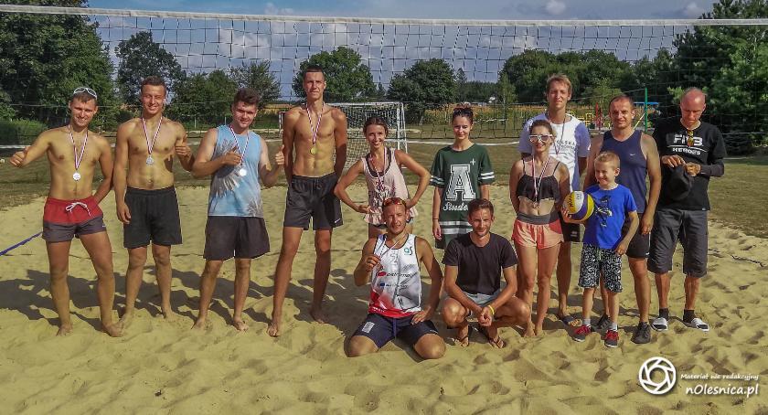 Siatkówka, Turniej plażowej piłki siatkowej - zdjęcie, fotografia