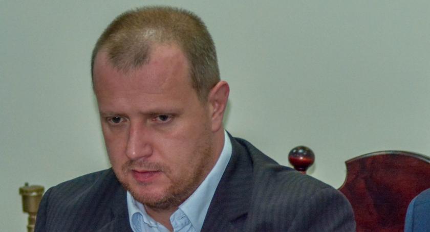 Wybory, Maciej Sycianko zarejestrował Komitet Wyborczy - zdjęcie, fotografia