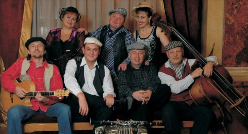 Koncerty, zaprasza występ kabaretu Lwowska - zdjęcie, fotografia