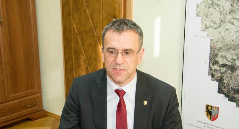 Wybory, Wojciech Kociński zostać burmistrzem Sycowa - zdjęcie, fotografia