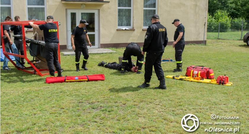Wydarzenia, Strażackie manewry jutro - zdjęcie, fotografia