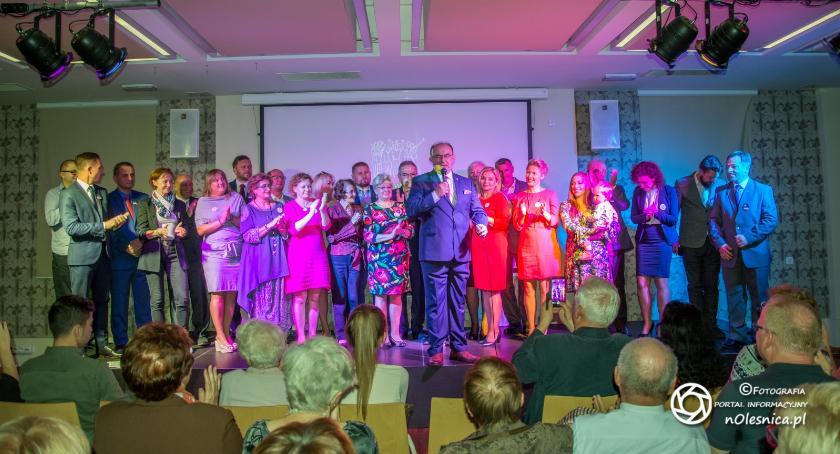 Wybory, Konwencja komitetu wyborczego Bronsia - zdjęcie, fotografia