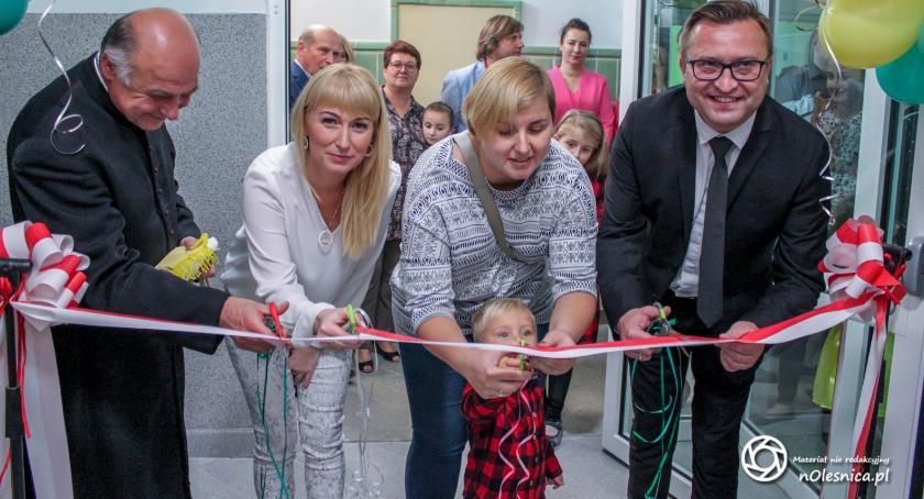 Wydarzenia, Gminny żłobek oficjalnie otwarty - zdjęcie, fotografia