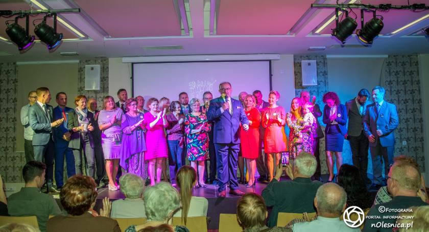 Wybory, skład Miasta Oleśnicy - zdjęcie, fotografia