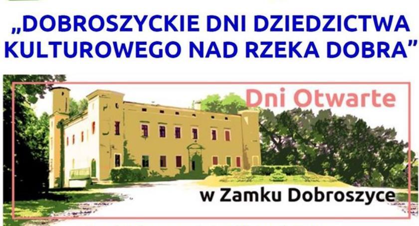 Wydarzenia, Dobroszyckie Dziedzictwa Kulturowego rzeką Dobra - zdjęcie, fotografia