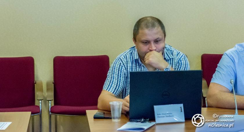 Wydarzenia, Damian Siedlecki zostanie nowym wiceburmistrzem - zdjęcie, fotografia