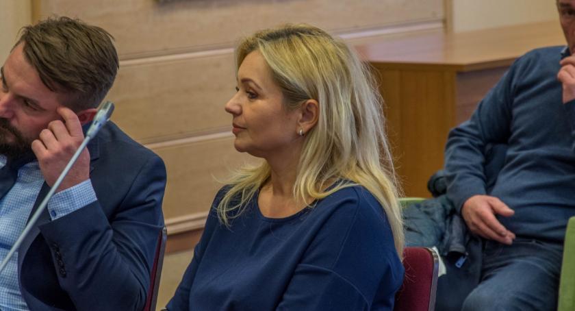 Wydarzenia, Edyta Małys Niczypor objęła urząd wiceburmistrza - zdjęcie, fotografia