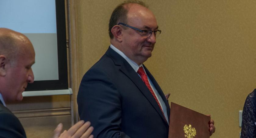 Wydarzenia, Bronś nowym delegatem Związku Miast Polskich - zdjęcie, fotografia
