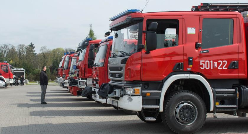 Wydarzenia, Oleśnicka straż podsumowuje - zdjęcie, fotografia